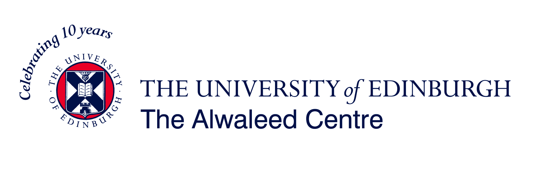 University of Edinburgh Alwaleed Centre Logo